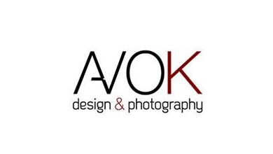 AVOK Design & Photography Logo